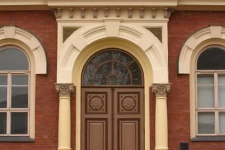 Custom Doors That Keep Classics Alive