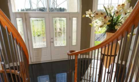 Custom French Windows Convey Historical Grace and Beauty