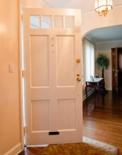 Unexpected Insulation with Fiberglass Doors