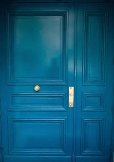 Fiberglass Doors With Historical Detail