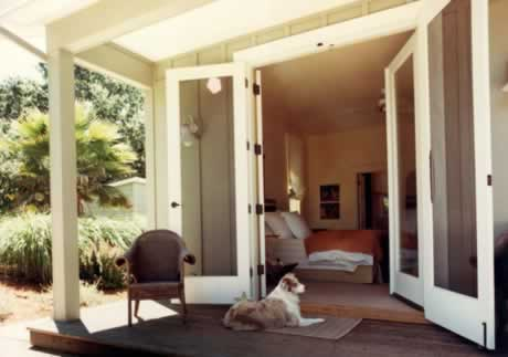 French Doors for Big, Bright Views