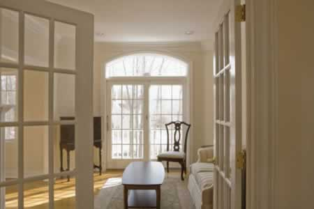 French Doors Enhance Your Style