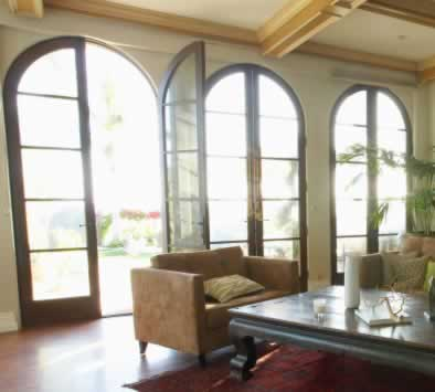 Let the Sunshine In with French Doors