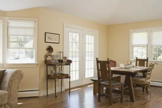 French Doors Let in Light and Add Elegance