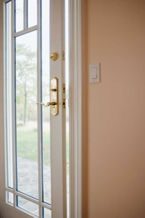 Glass Doors: Bright and Enduring