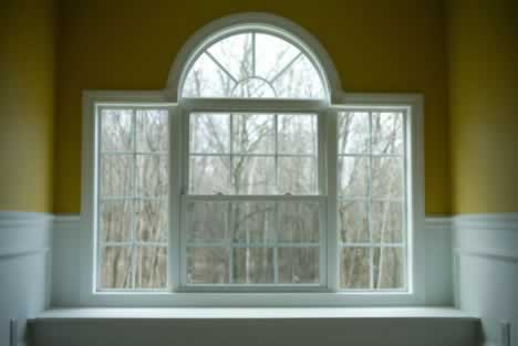 Keep Out the Winter Cold with Glazed Windows