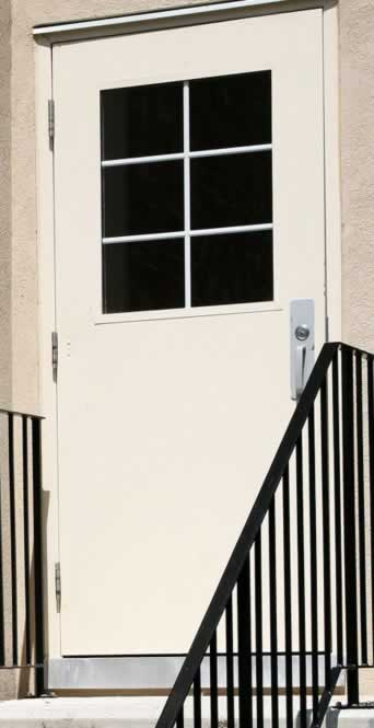 Security Doors: Plain and Simple
