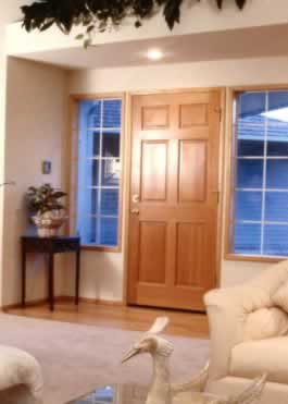 When to Choose Front Entry Oak Doors