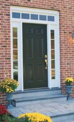 Panel Doors with Multi-lit Window Complements