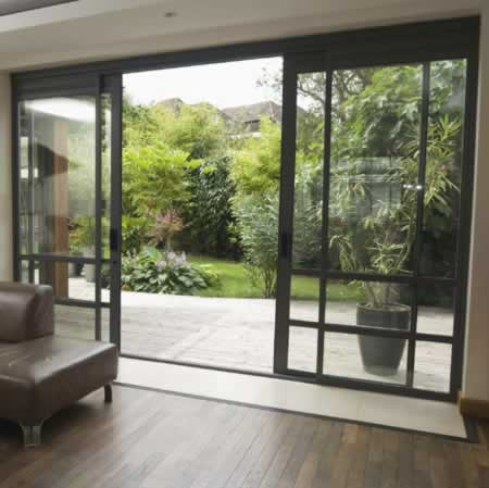 Extend Your Home or Narrow Room with Pocket Doors