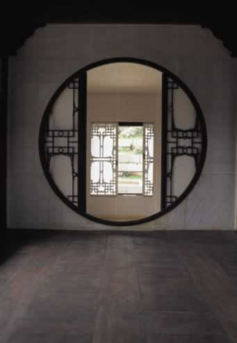 Pocket Doors for Asian or Modern Motifs