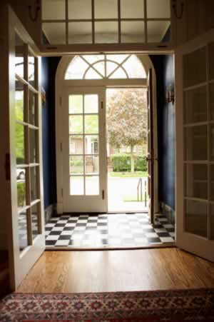 Vinyl Doors for Every Theme and Era