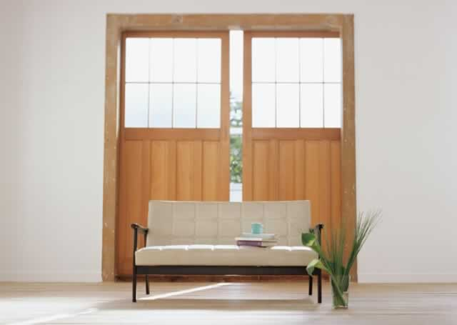 Free Up Space with Pocket Doors