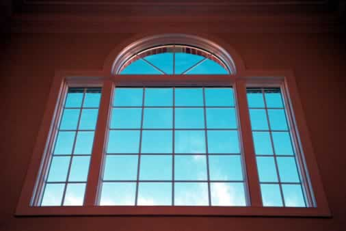Grand and Stately Doesn't Have to Mean Expensive Windows