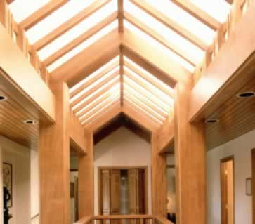 The Sky is the Limit with Skylight Design