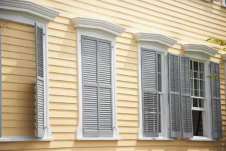 Old-Fashioned Storm Shutters Make the Most of Your Windows