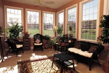 Get a Thrill Out of Your Sunroom With These Windows