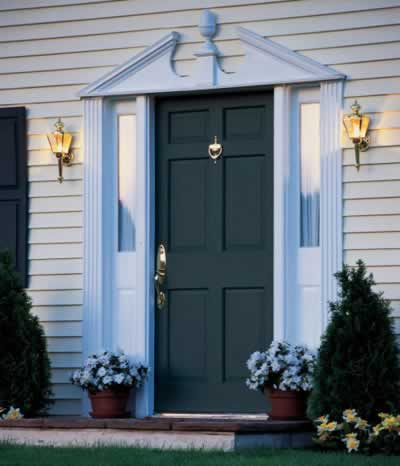 Vinyl Doors that Sing the Blues & Vinyl Doors that Sing the Blues | Door and Window