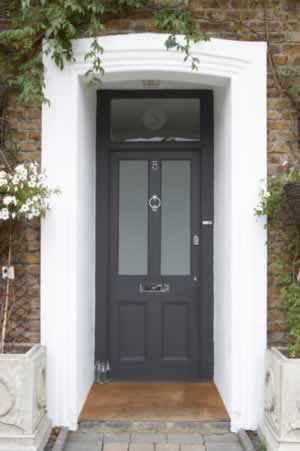 Elegant, Alluring Vinyl Door and Entry