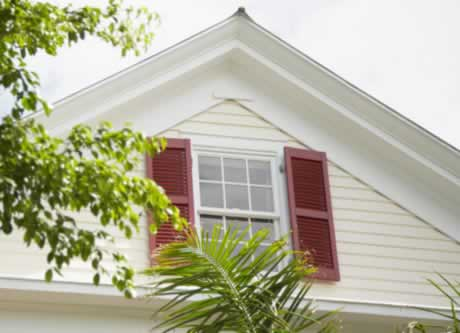 Vinyl Windows and Shutters Never Looked So Good