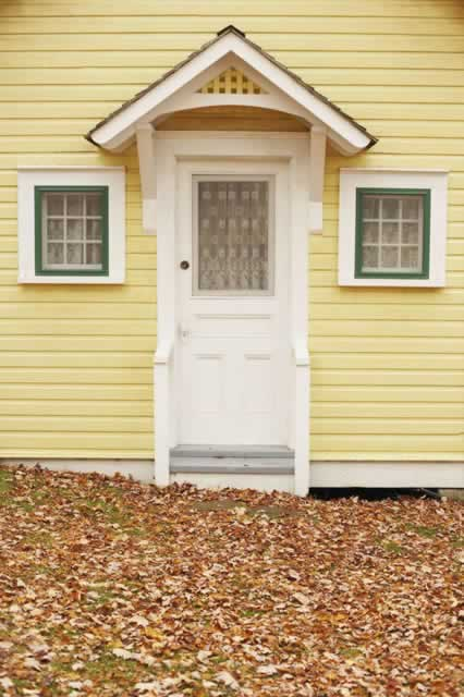 Easy Care, Easy-to-Love Vinyl Doors