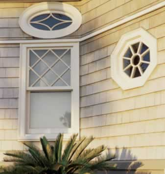 The Surprising Shape of Wood Windows