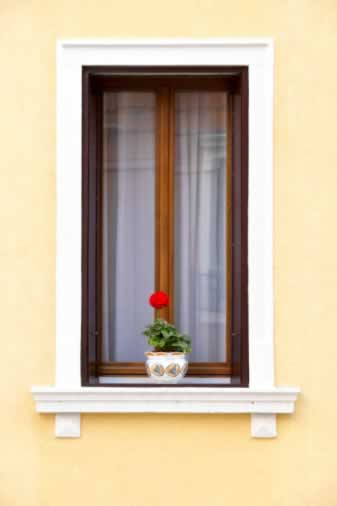 Wood Windows Add a Touch of Character