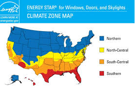 energy star climate zones