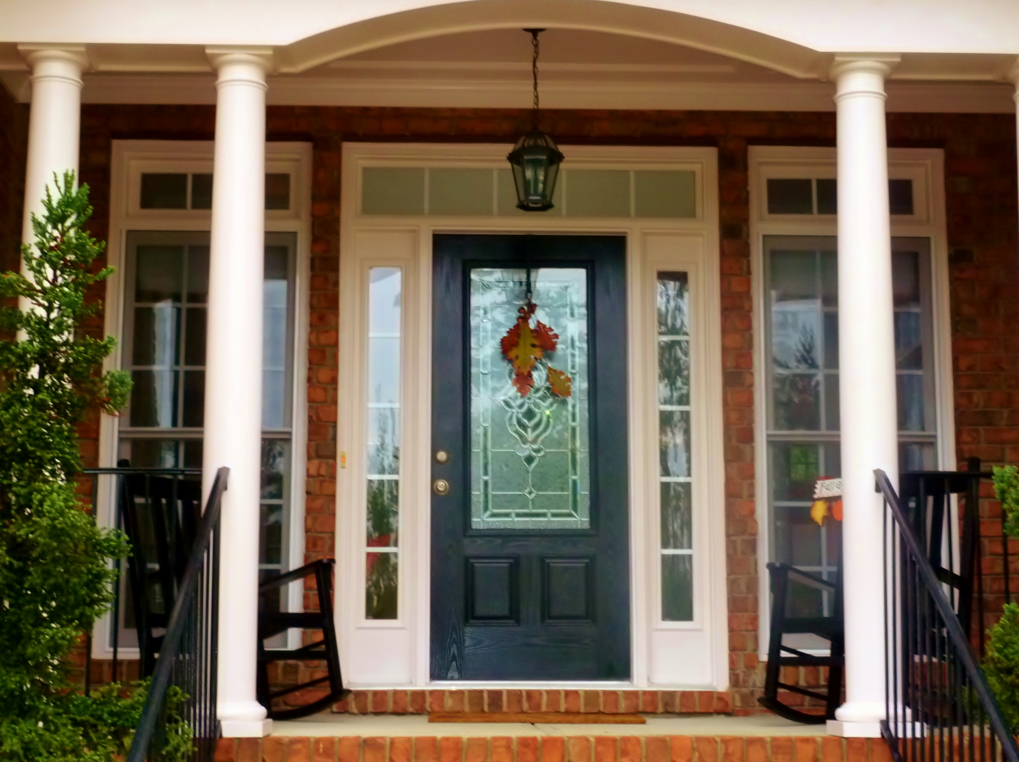 A new entry door requires proper fit for Front door styles