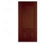 3-Panel Solid Entry Door