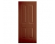 4-Panel Solid Entry Door