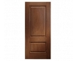 European 1-Panel Solid Entry Door