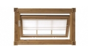 Awning Wood Window - Designer