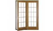 Wood Hinged Patio Door - Proline