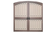 Estate Series Single and Double Car Garage Doors