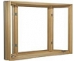 Custom Wood Bay and Bow Window
